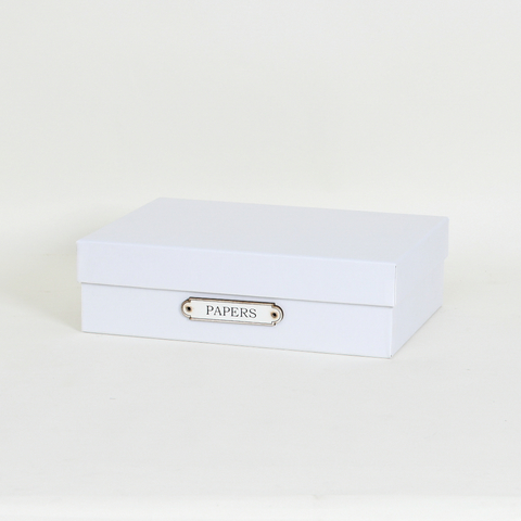 Caja Hojas A4/Carta CA21B Rot Papers Blanco
