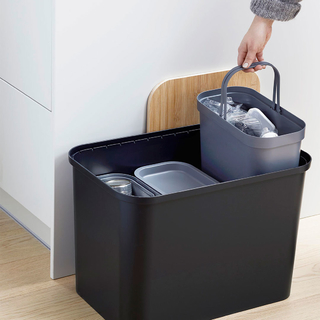 Smart Store Collect Set Black 76 L  Clasificación Residuos 8006509