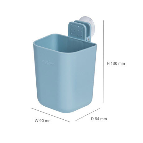 WALL POCKET HOLDER  270974 grafito