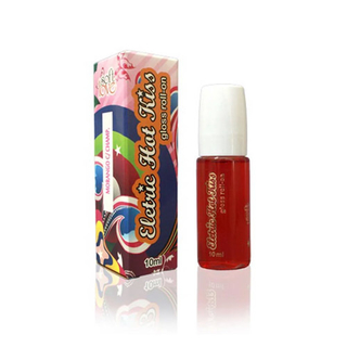 GLOSS GEL ELÉTRICO HOT COMESTÍVEL 10ML - SOFT LOVE