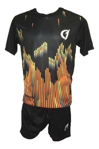 Conjunto Remera Short Dry Fit Tenis Paddle Class One Deportivo modelo 4