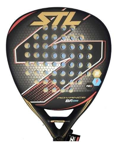 Paleta Padel Paddle Steel Custom Advance + Regalos!