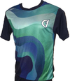 Remera Sublimada Class One Dry Fit Tenis Padel Modelo 6
