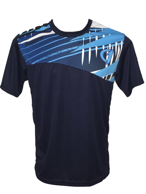 Remera Deportiva Dry Fit Tenis Paddle Futbol Class One Modelo 3