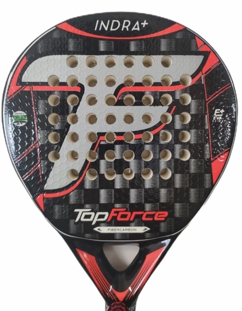Paleta Padel Top Force Indra Rugosa Eva