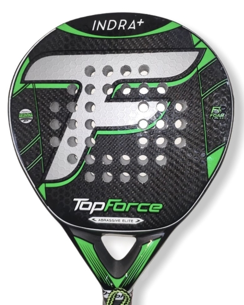 Paleta Padel Top Force Indra Rugosa Elite