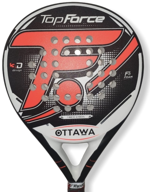 Paleta Padel Top Force Ottawa Carbono