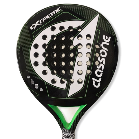 Paleta Padel Class One Extreme Full Carbon + Regalos!