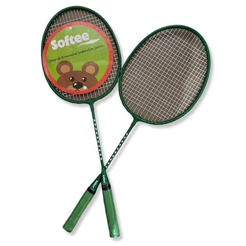 Set De Badminton Softee Junior + Funda