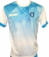 Remera Sublimada Class One Dry Fit Tenis Padel Argentina Modelo 7