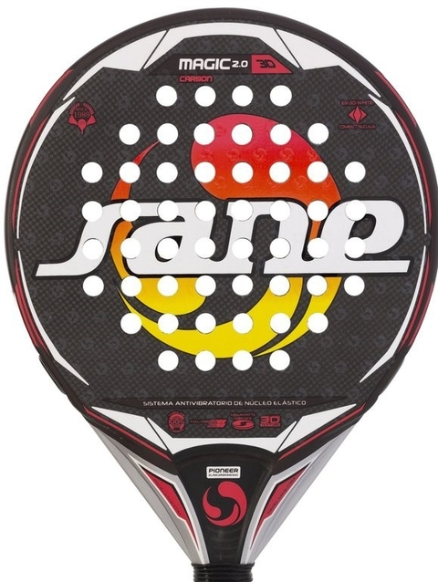Paleta Padel Sane Magic 2.0 Pro Carbon Importada