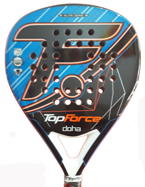 Paleta Padel Top Force Doha Carbono Elite