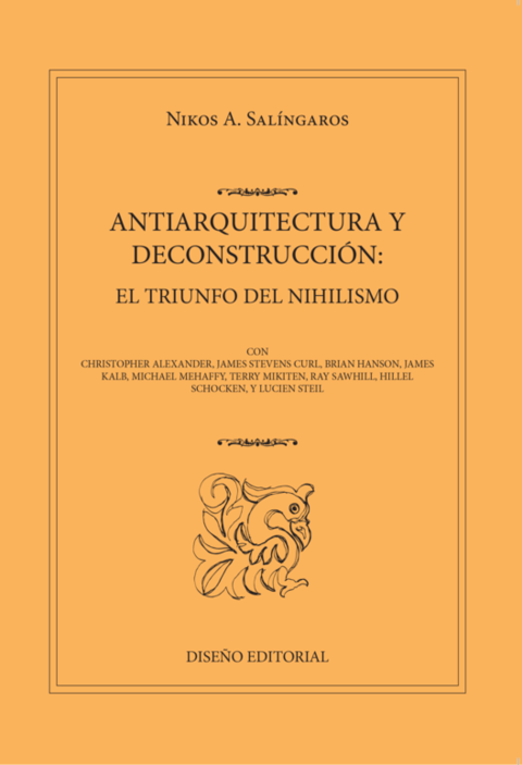 Antiarquitectura Y Deconstruccion