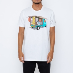 Camiseta Rvca Hot Fudge Tokio