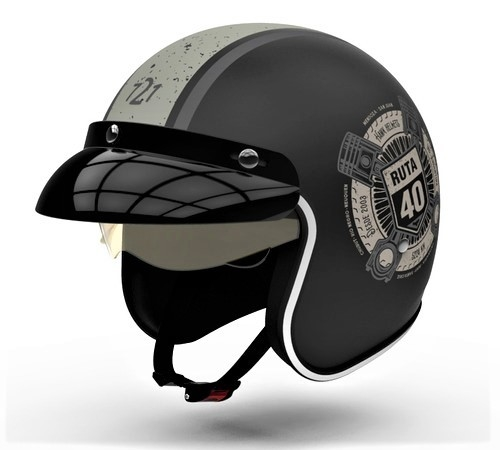 Casco Hawk 721