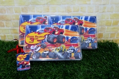 20 estojos Blaze and the monsters machines grandes lembrancinha Blaze Monster Machines com 31 itens completo na internet