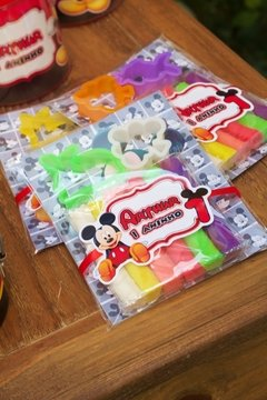20 Kits Massinha Mickey - comprar online
