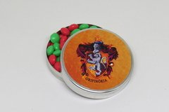 Kit 15 latinhas Harry Potter - casas de Hogwarts - comprar online