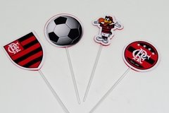 20 toppers Flamengo