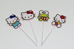 30 toppers Hello Kitty