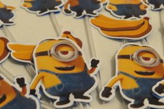 20 toppers Minions - comprar online