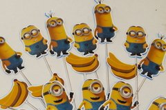 20 toppers Minions