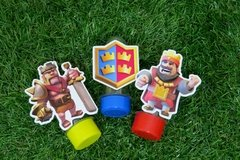 Kit 10 tubetes Clash Royale lembrancinha game - comprar online