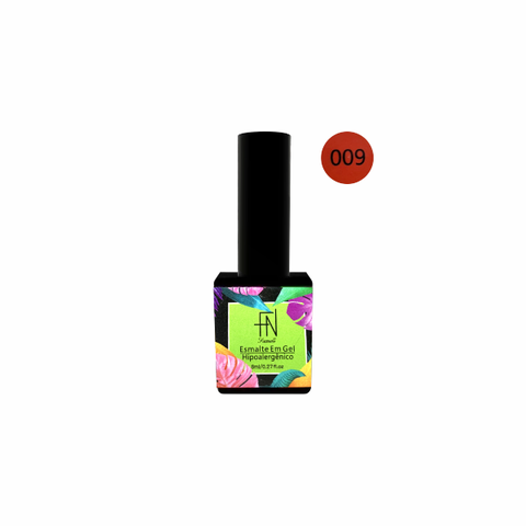 Esmalte Gel Tropical 009 8ml - Fan Nails