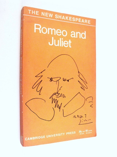 The New Shakespeare - Romeo And Juliet - Cambridge Inglés