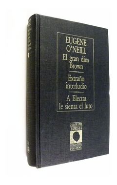 O'neill El Gran Dios Brown Interludio Biblioteca Borges