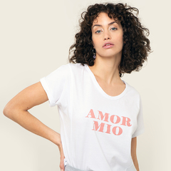 Remera Amor Mio - Ropa de Mujer | Try Me | Invierno | Online