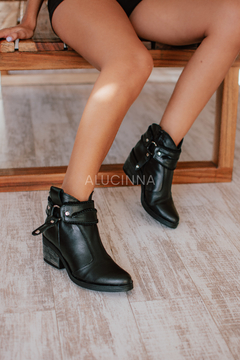 IRIS NEGRO - Alucinna Trendy Shoes