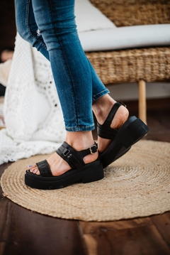 ORCHID NEGRO - Alucinna Trendy Shoes