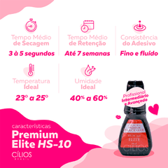 Cola Elite HS-10 5ml na internet