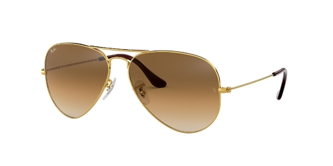 RAY BAN AVIATOR GRADIENT 3025 001/51 58