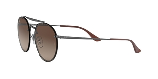 RAY BAN BLAZE ROUND DOUBLE BRIDGE3614N 914413 54 - comprar online