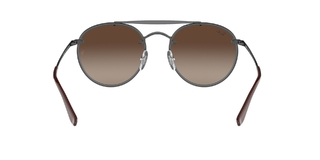 RAY BAN BLAZE ROUND DOUBLE BRIDGE3614N 914413 54 - Tecni-Optica