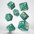 Polaris RPG Turquoise & light yellow dice - comprar online