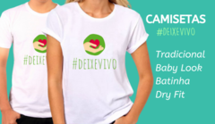 Banner da categoria Estampas #deixevivo