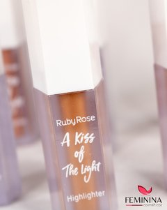 Iluminador Líquido A Kiss of The Light - Ruby Rose