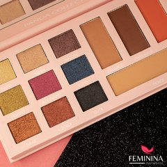 Paleta de Sombras Harmony - Panda Collection - Jasmyne na internet