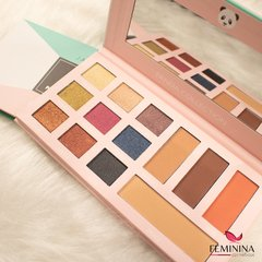 Paleta de Sombras Harmony - Panda Collection - Jasmyne