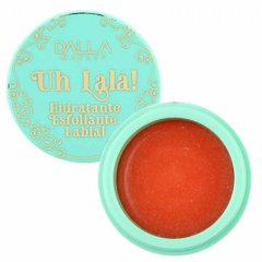 Uh Lalá! Hidratante Esfoliante Labial Dalla Makeup DL0814 - Peach Pie