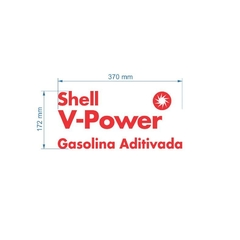 Gasolina Aditivada Vpower 4p - SE0138-172x370mm