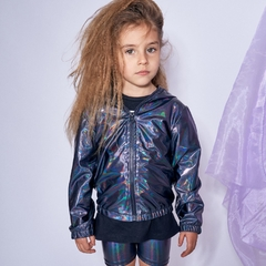 Campera Hologram -  Black - Sin Cambio