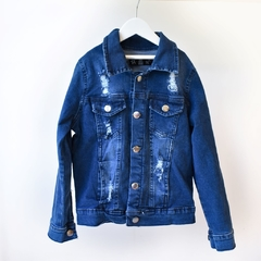 Campera Denim The Force Blue Kids en internet