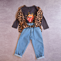 Denim Paper Bag JR - LOL Bohemian Kids