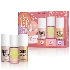 Benefit highlighter set