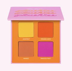 Limecrime plushies fresh squeezed palette