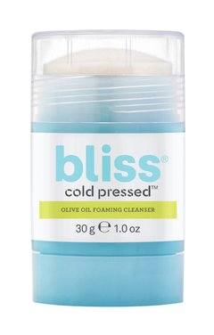 Bliss Pressed Olive oil foaming cleanser